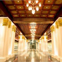 สถานีสนามไชย สวยงามดุจท้องพระโรง