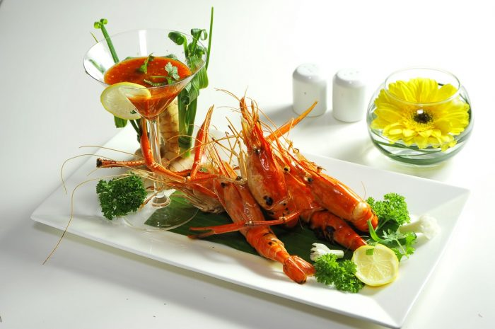 grilled-river-prawn