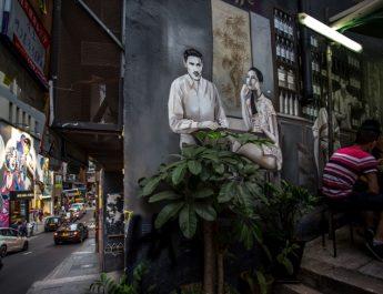 """เที่ยวฮ่องกงทีละก้าว เดินเล่น """"ย่านเมืองเก่าเซ็นทรัล"""""""