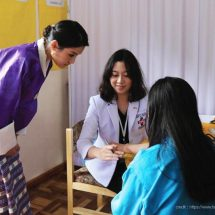 กลุ่ม รพ.จุฬารัตน์ ออกหน่วยแพทย์ MEDICAL CAMP ที่ภูฎาน