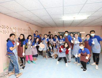 ซาโนฟี่ ประเทศไทย รวมพลังสร้างความเปลี่ยนแปลงให้ชุมชน