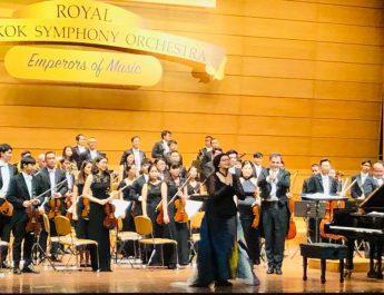 """คอนเสิร์ต""""Emperors of Music"""" เฉลิมพระเกียรติ ร.10 โดยนักเปียโนชื่อดังชาวอิตาเลี่ยน"""